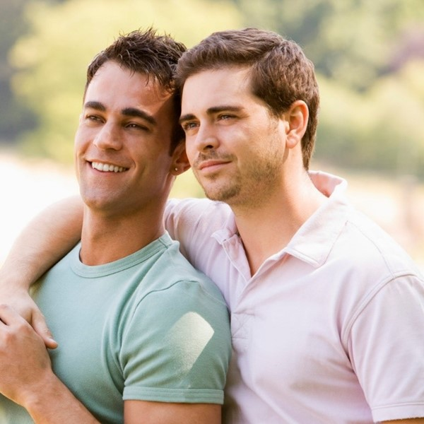 Gay attracted to women