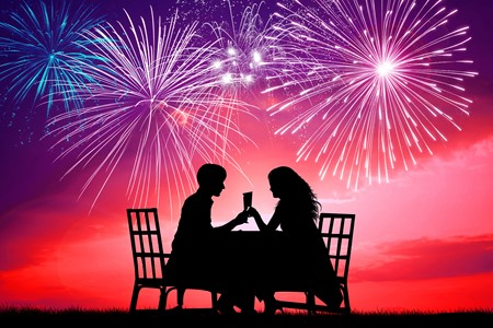Fireworks on Your First Date?